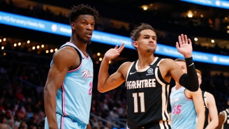 Trae Young Got Redemption Against Jimmy Butler After Seeing The Future 'Awhile Ago'