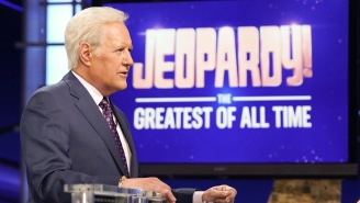 Alex Trebek Shares His Inspiring Message For Anyone Who's Been Diagnosed With Cancer