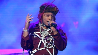 Trippie Redd And Young Thug Fly Off In 'Spaceships' On Their Breezy Collab