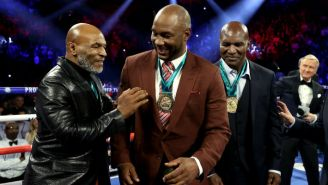Mike Tyson Loved Watching Tyson Fury Beat Deontay Wilder In Their Epic Rematch