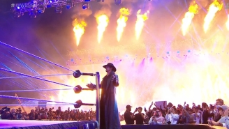 Watch The Undertaker Return At Super Showdown And Attack AJ Styles Ahead Of WrestleMania