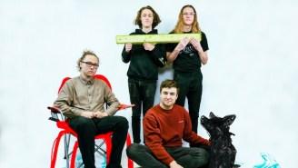 Dogleg Are More Than A Garage Band In Their 'Kawasaki Backflip' Video