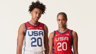 Nike Unveiled The Team USA Basketball Uniforms For The 2020 Olympics