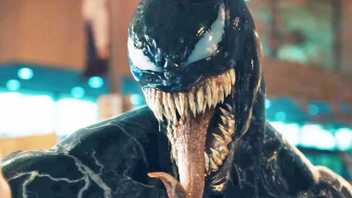 Tom Hardy Gives A First Look At Woody Harrelson's Newly Styled 'Venom 2' Villain