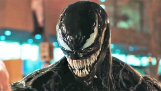Can Someone Tell Us What This Alien Goop Is, Because It Sure Looks Like Venom?