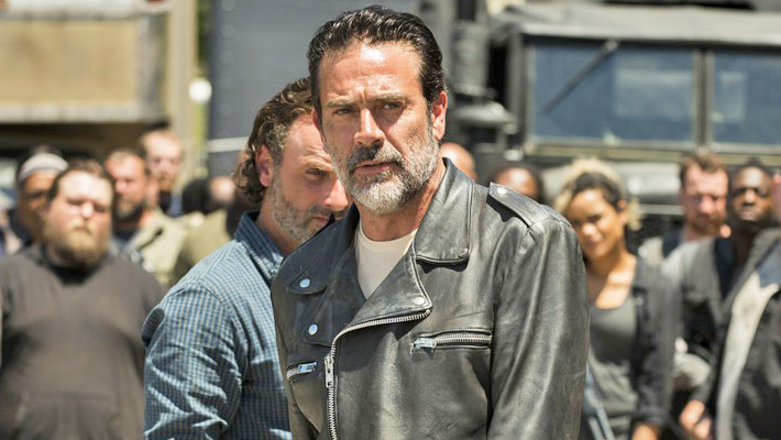 All The Actors Who Auditioned For Rick Grimes And Negan On 'The Walking Dead'