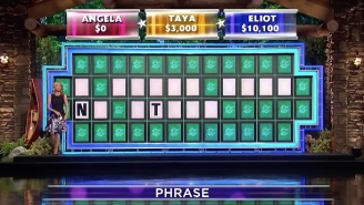 The Latest Crazy 'Wheel Of Fortune' Solve Needed Just Two Letters To Win A Trip To Peru