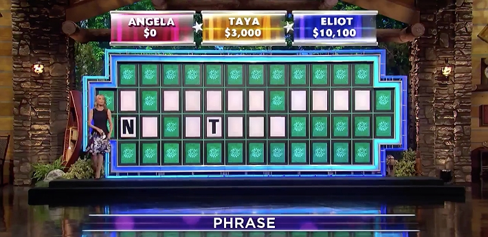 The Latest Wild 'Wheel Of Fortune' Solve Needed Two Letters To Win A Trip To Peru