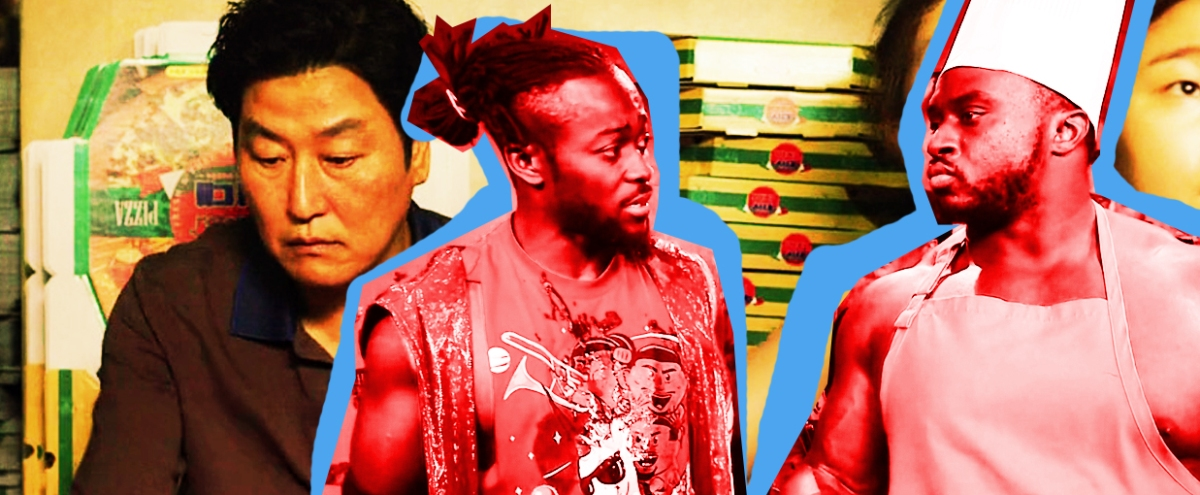 Wrestling With Cinema: Oscar-Nominated Films Matched With Pro Wrestlers