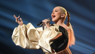 Christina Aguilera Said She Recorded A New Version Of 'Reflection' For The Live-Action 'Mulan' Movie