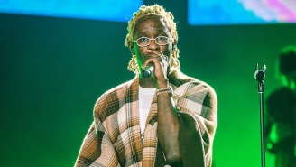 Young Thug Offers His Own Input On The Support Of Dwyane Wade's Trans Daughter, Zaya