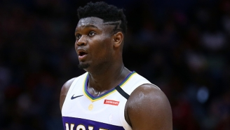 JJ Redick Believes Zion Williamson Has The Potential To Be A 'Hall Of Famer'