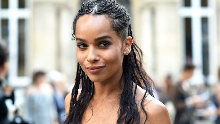 Zoe Kravitz Wants To 'Honor' Fans With Her Catwoman Portrayal In 'The Batman'