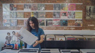'Record Safari' Follows Alex Rodriguez On A 10,000 Mile Trip Around America To Collect Vinyl
