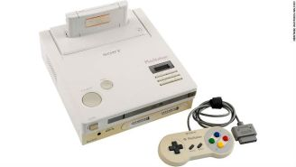 The Nintendo PlayStation Prototype Was Sold For $360,000 To The Original Pets.com Owner