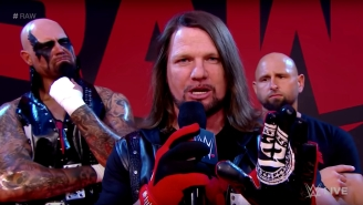 AJ Styles Revealed What His 'Boneyard Match' Against The Undertaker Is Supposed To Be