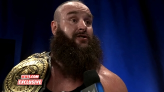Braun Strowman Offers A PSA As WWE Takes Precautions Against Coronavirus