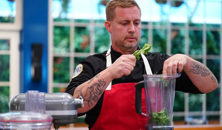 Top Chef Power Rankings, Episode 3: Paint Me Something I Can Eat
