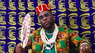 Burna Boy Puts His Culture On Display In The Colorful 'Odogwu' Video