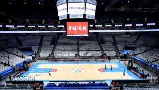 Report: The Chinese Basketball Association Has To Push Its Restart Back To May