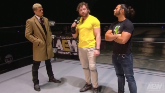 Backstage Details On AEW Dynamite's First Empty Arena Episode