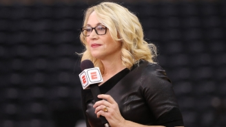 ESPN's Doris Burke Revealed She Tested Positive For Coronavirus