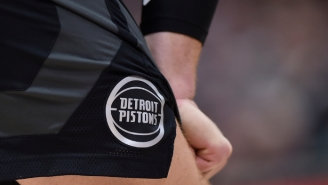 The Pistons Reportedly Offered Their Performance Center To Health Officials As They Fight COVID-19