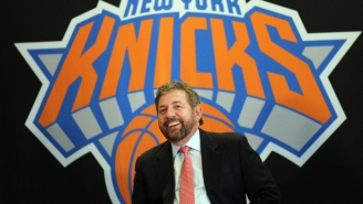 Report: James Dolan Hired Leon Rose After Growing 'Sick' Of Hearing He Needed 'An Experienced Executive'
