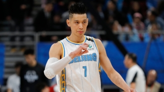 Jeremy Lin Is 'Excited To Hoop Again' As The Chinese Basketball Association Plans To Resume