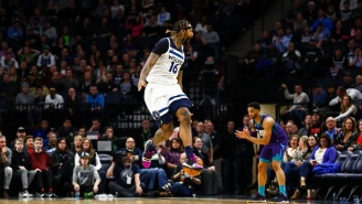 James Johnson Claims The Wolves Have No 'Fake Gym Rats'