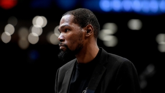 Kevin Durant Has Tested Positive For Coronavirus And Warns People To 'Be Careful' And Quarantine