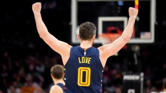 Kevin Love Will Donate $100,000 To Cavs Arena Workers During The NBA's Hiatus