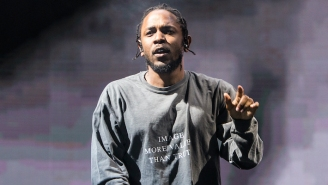 TDE's President Punch Says Kendrick Lamar Will Release New Music 'Pretty Soon'