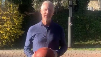 Mike Breen Encouraged NBA Fans To Do Their Part Against Coronavirus And Nailed A Jumper In New PSA