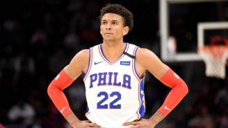 Sixers Rookie Matisse Thybulle Is Using TikTok As A Way To Pass Time While He's Quarantined