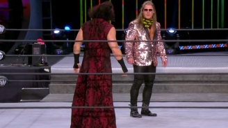 AEW Dynamite Re-Shot The Segment Between Chris Jericho And Matt Hardy