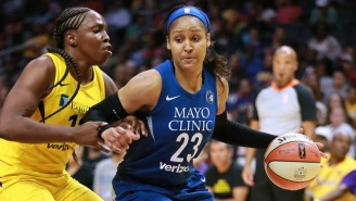 Maya Moore Helped Get Jonathan Irons' Wrongful Conviction Overturned During Her WNBA Hiatus