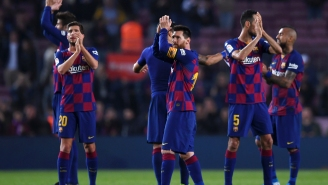 Lionel Messi Announced FC Barcelona Players Will Take A Pay Cut To Pay Workers