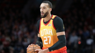 Rudy Gobert Will Donate $500,000 For Arena Workers And Relief Efforts In France, OKC, And Utah