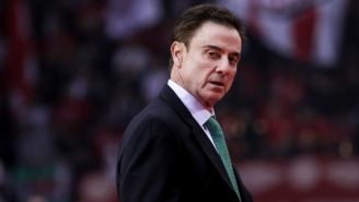 Rick Pitino Called For College Hoops To Move Its Start Back To 'Save The Season' During The Pandemic