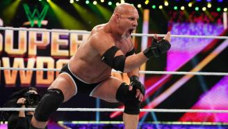 Bill Goldberg's WWE Comeback Matches Ranked, From Best To Worst
