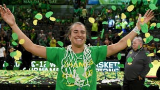 Sabrina Ionescu And Dawn Staley Were Awarded Annual AP Women's Basketball Honors