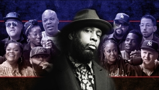 Uproxx's 'People's Party With Talib Kweli' Hit The #1 Spot On The iTunes Podcast Charts