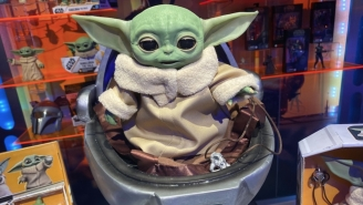 The Coronavirus Is Coming For Baby Yoda Now