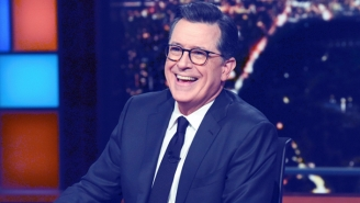 Stephen Colbert Showed That There's Space For Lo-Fi Comedy During A Quarantine