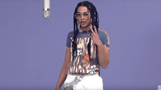 Princess Nokia Gives An Astrology Lesson With A Rendition Of 'Gemini' On 'A Colors Show'