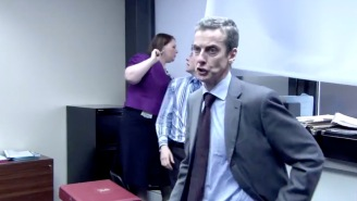 The BBC Is Using 'The Thick Of It' To Get People To Stay The F*ck At Home