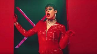 Bad Bunny Undergoes A Full Drag Transformation In His 'Yo Perreo Sola' Video