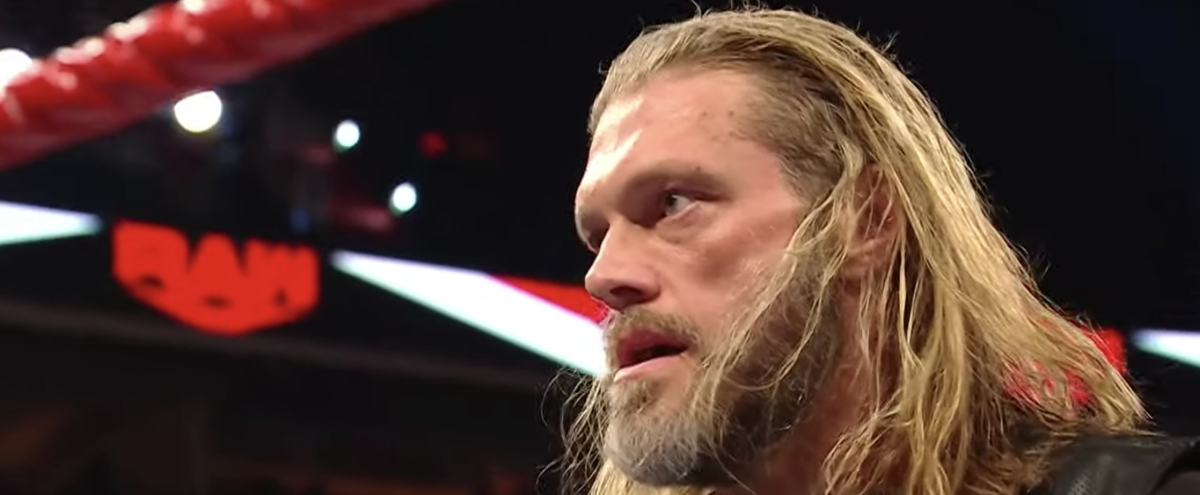 Edge Says A Crowd-Free WrestleMania Is 'Disappointing,' But Accepts The Challenge