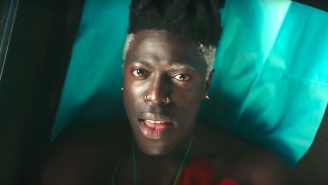 Moses Sumney Turns A Hospital Into A Cinematic Stage In His Expressive 'Cut Me' Video
